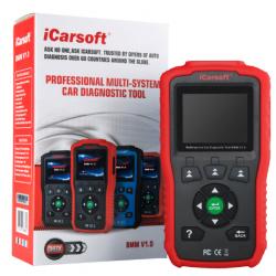 Máquina de diagnóstico BMW e Mini Icarsoft BMW F1.0 versão 2019