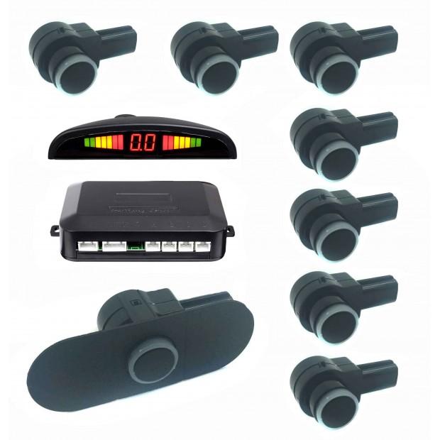 Kit sensores de estacionamento originais (8 sensores)