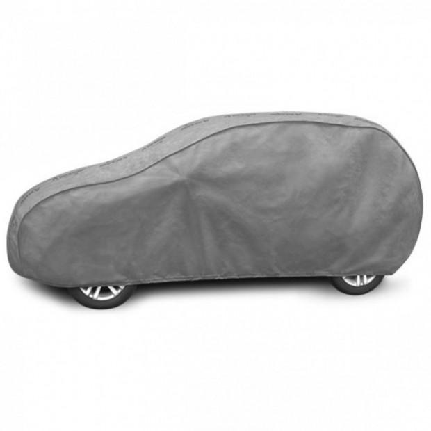 Fiat Bravo Coche Cubierta Transpirable UV proteger interior al aire libre