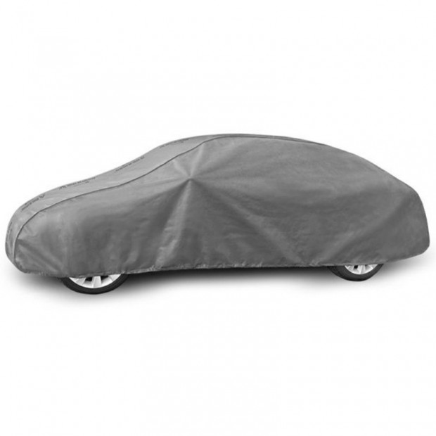 La copertura di grandi auto berlina coupe