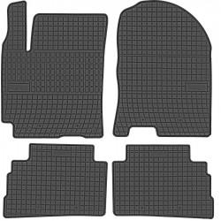 The floor mat rubber Hyundai Kona (2017-present)