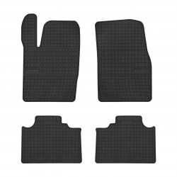 Floor mats rubber Jeep Grand Cherokee (2010-present)