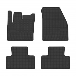 Floor Mats, Rubber Land Rover Evoque (2011-)