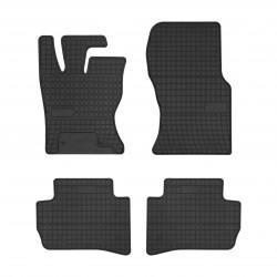 Fußmatten gummi Land Rover zu Gewährleisten (2017-heute)