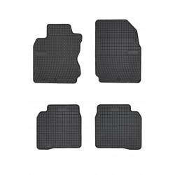 Floor Mats, Rubber Nissan Note (Since 2006)