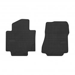 Floor mats, Rubber Nissan NV 200 (2009-)