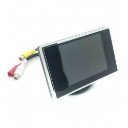 Specchio retrovisore visualizzare parcheggio auto HD