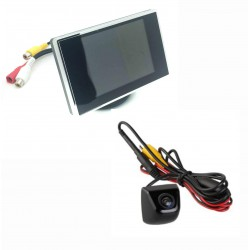 Kit Screen Parking + reversing Camera