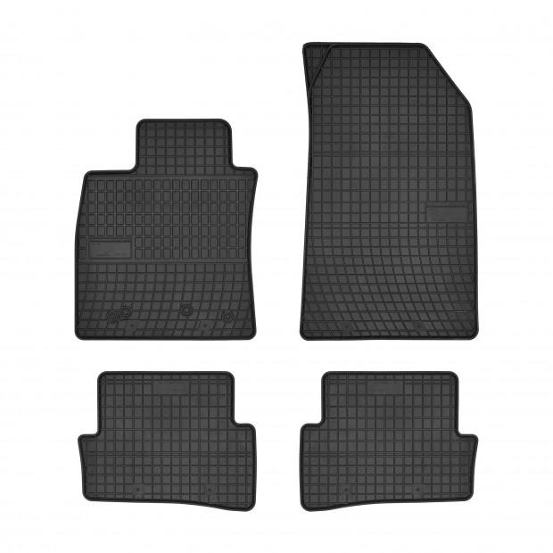 Os tapetes de Borracha Renault Clio IV (2012)