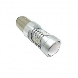 Bombilla LED P21/5W Roja Canbus (Doble Polo) - TIPO 78