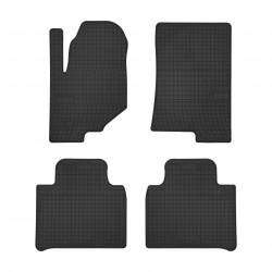 Floor mats, rubber Ssangyong Rexton (2017-present)