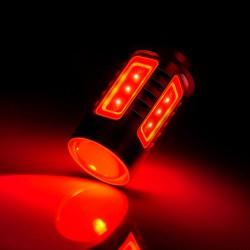 Lampadina LED P21W Rosso Canbus - TIPO di 76