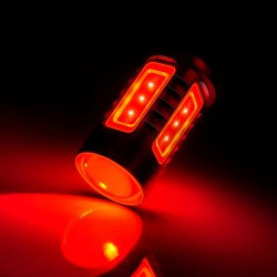 LED bulb P21W Red Canbus - TYPE 76