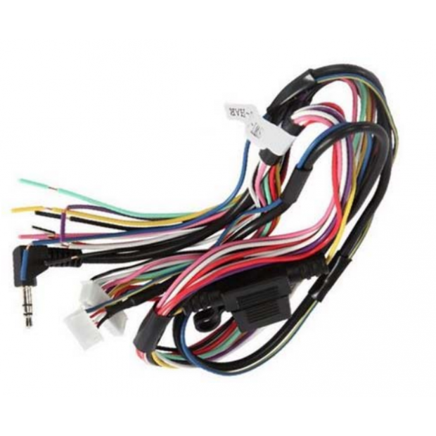 Interface for hands of the steering wheel VAG Group (Volkswagen, Audi, Seat and Skoda) can bus with connector Fakra