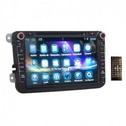 Radio Navegador GPS Volkswagen Android - Corvy
