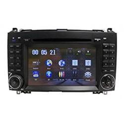 Radio Navegador GPS Mercedes - Corvy