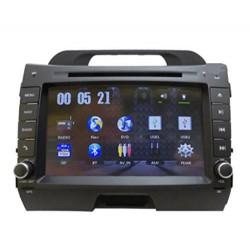 Radio Navegador GPS Kia Sportaje (2011-2016) - Corvy
