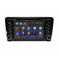 """Radio Navegador GPS BMW Serie 3 E46, 7"""" (1995-2005) - Corvy"""