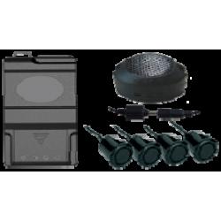 Sistema di parcheggio posteriore-schermo-libero - Corvy