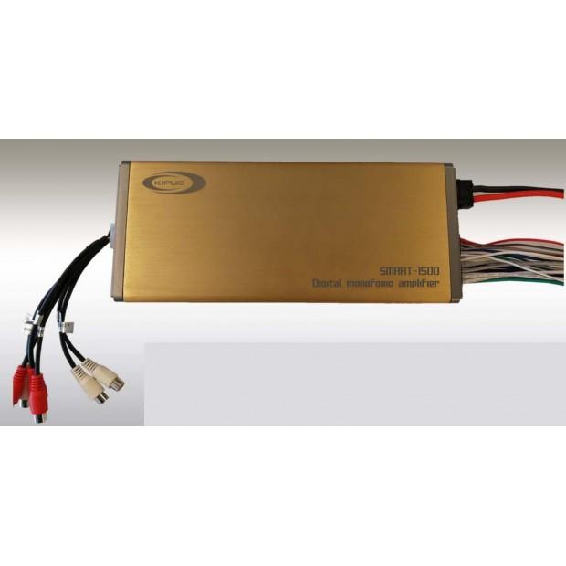 Amplificador Digital de 500W - Kipus