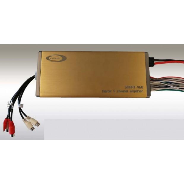 Mini amplifier 4 channel 90W - Kipus