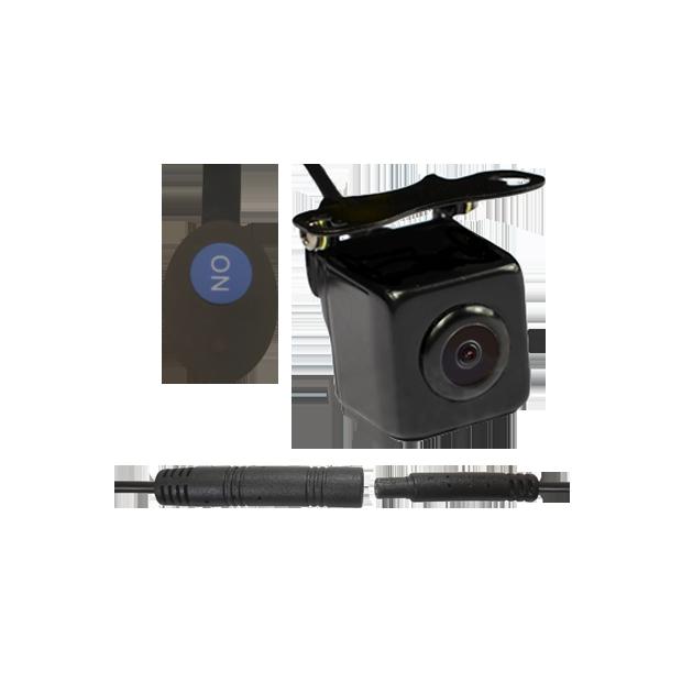 Câmera de alta definição com conector microdin - Corvy
