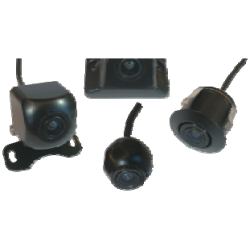Universal camera with 3 different mounts - Corvy