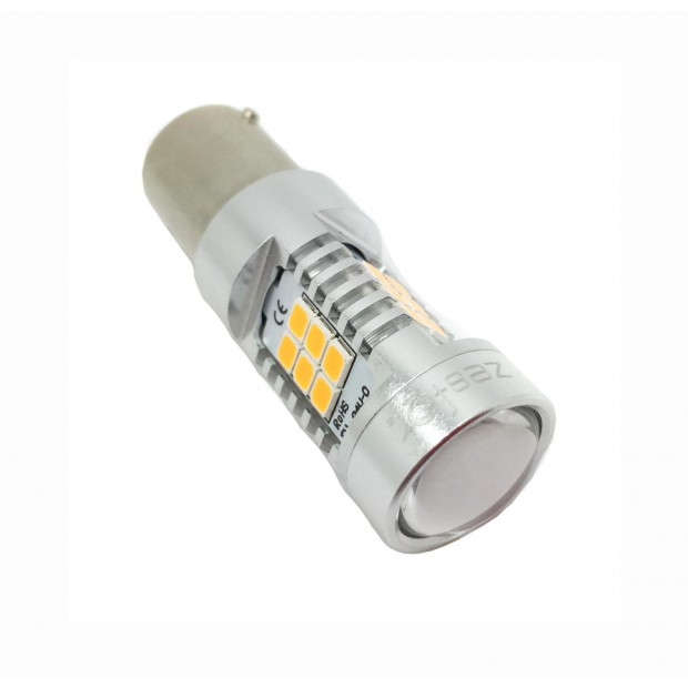 diodo emissor de luz p21w 1156 ba15s