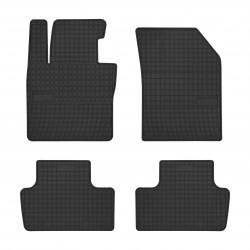 Floor mats rubber Volvo XC 60 II (2017-present)