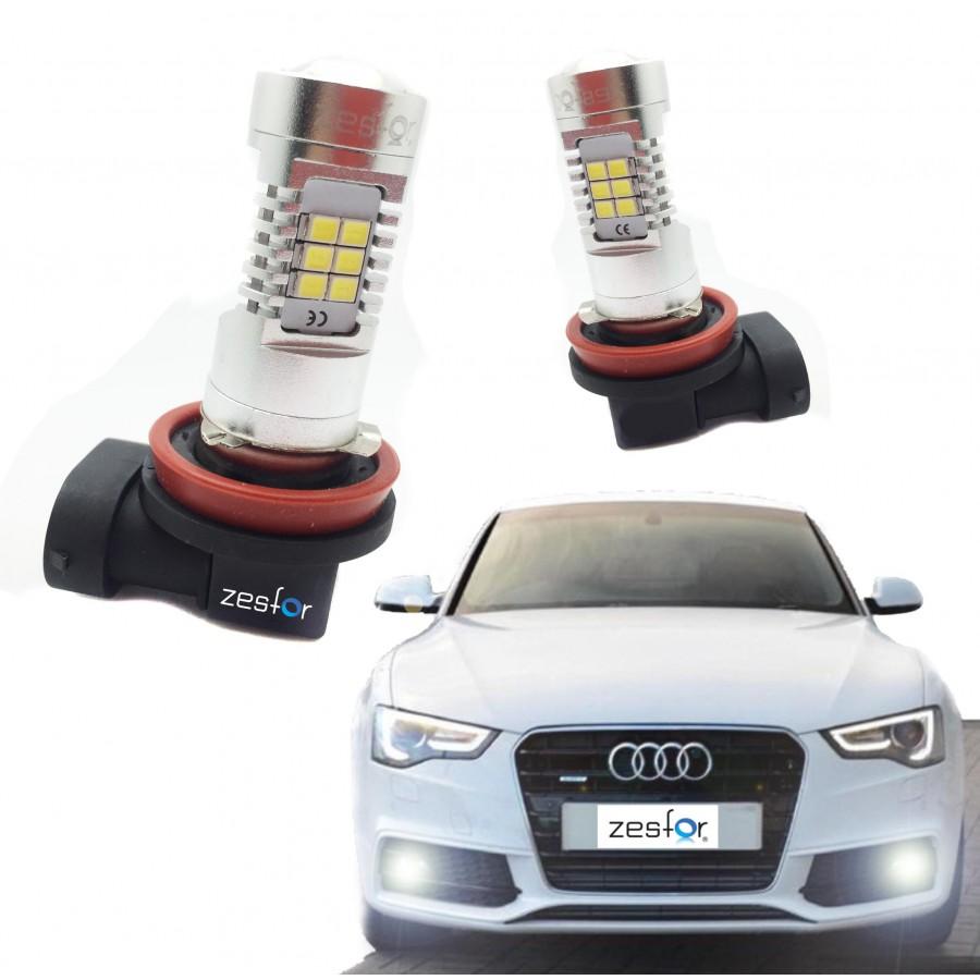 Kit di lampadine a led h11 60 watt canbus audioledcar for Kit lampadine led