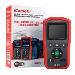 Maschine diagnostik Mitsubishi und Mazda ICARSOFT i909