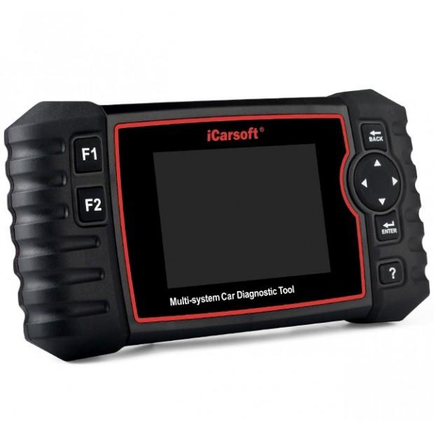 Diagnosi Icarsoft KHD II (Hyundai, Kia e Daewoo)