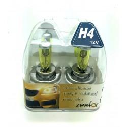 Bombillas Yellow-vision H4