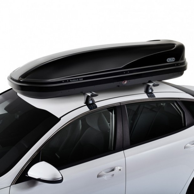 Coffer ceiling Cross Paddock 500 litres - sporty and stylish