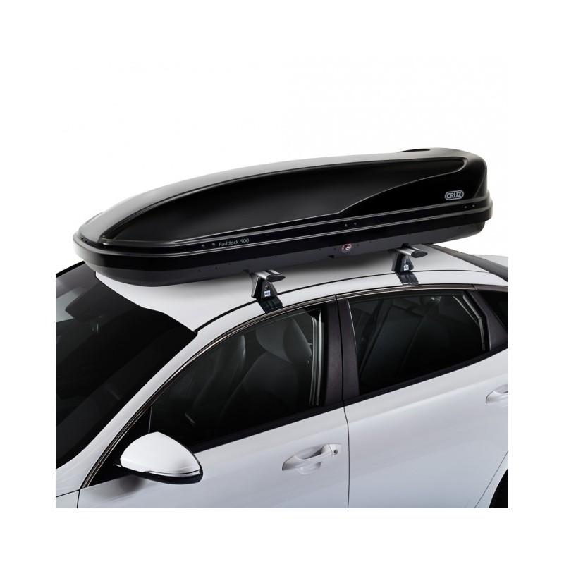 Dachbox Kreuz Paddock 500-liter - sportlich und elegant