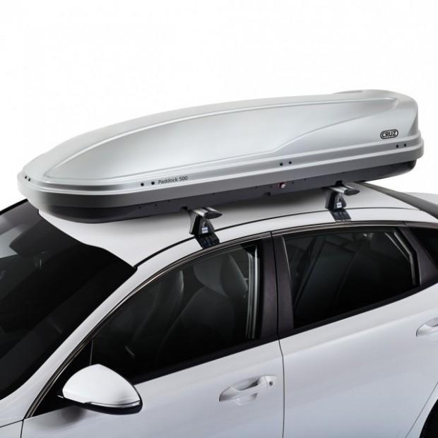 Cofre de techo Cruz Paddock 500 litros - deportivo y elegante