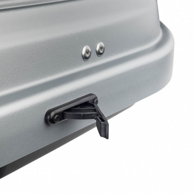 Bagageiro de teto Cruz Easy 320 litros preto - gama económica