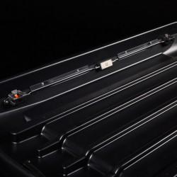 Croix de la Boîte de 430 litres noir