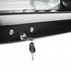 Coffer ceiling Cross Road 370 litres black - range aerodynamics