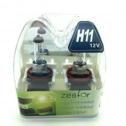 Lâmpadas H11 halogéneo 12V 55W