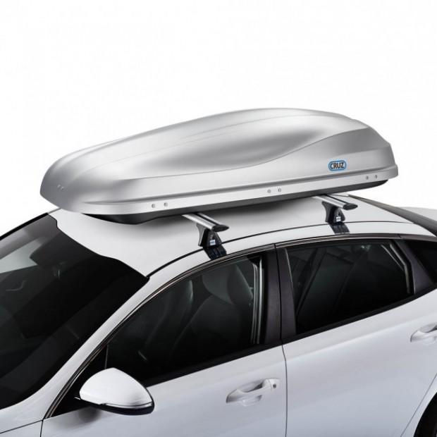 Dachbox Cross Road 460 liter schwarz - end-aerodynamik