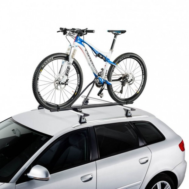 Porte-vélos de plafond en acier Croix Vélo Rack N