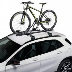 Porte-vélos de plafond en acier de la Croix de la Course