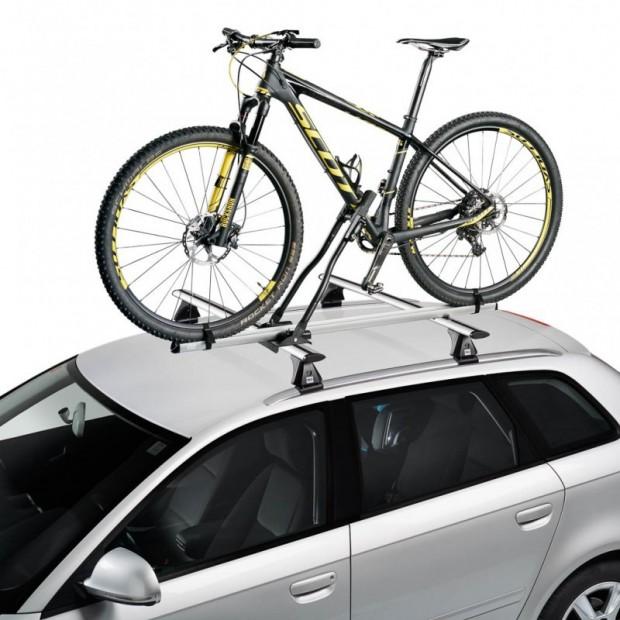 Porta biciclette da soffitto in acciaio Gara Croce