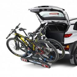 Suporte para bola Cruz Pivot 2 para 2 bicicletas