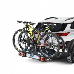 Portabicicletas de bola Cruz Pivot 2 para 2 bicicletas