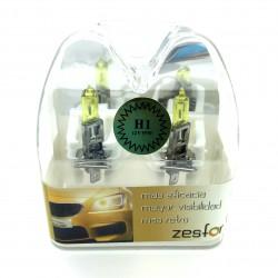 Ampoules Jaune-vision H1
