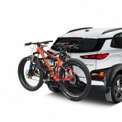 Suporte para bola Cruz Frame 2 para 2 bicicletas