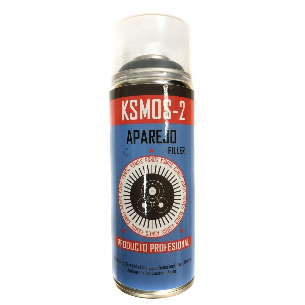 Spray anti-corrosive primer (rig) white for car or motorbike - High thickness (high body)
