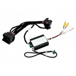 Kit interface câmera de estacionamento Audi A4 B8 (8K) (05/2009-08/2015) MMI 3G